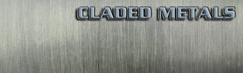 Claded Metals
